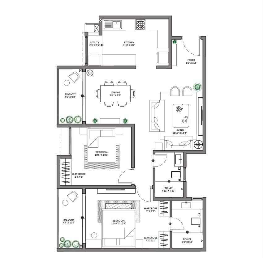 Asstez-63-Degree-East-2-BHK-1159-sqft-floorplan