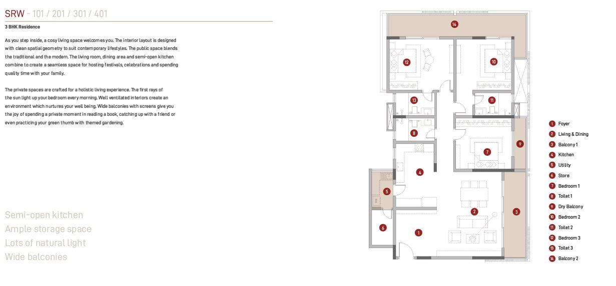 Spectra-Raywoods-3BHK-Floorplan