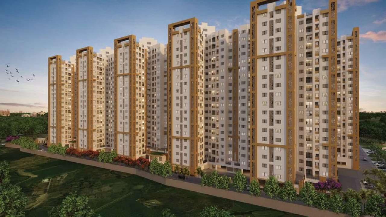 Shriram-Greenfield-Elevation