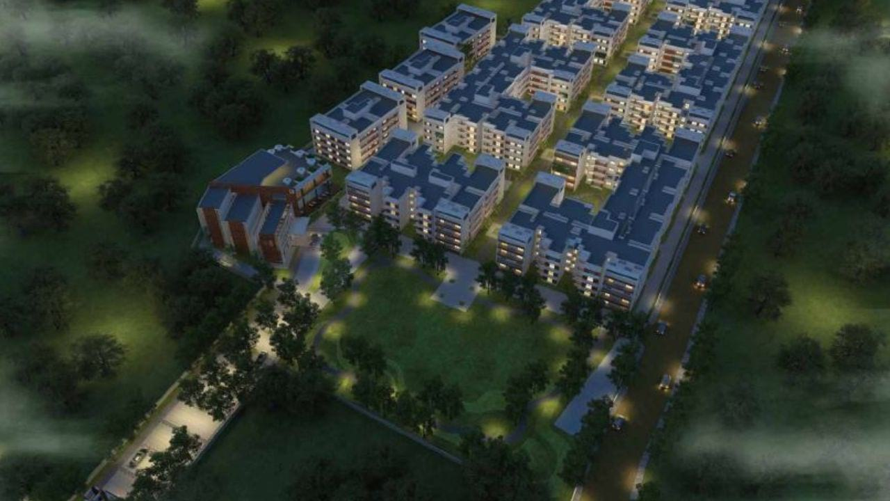 Prestige Courtyards Apartments