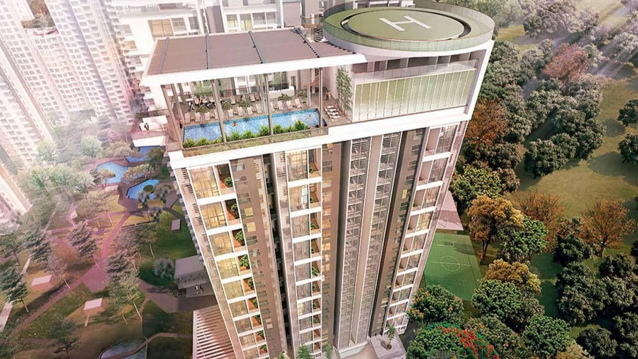 Bhartiya City Nikoo Homes