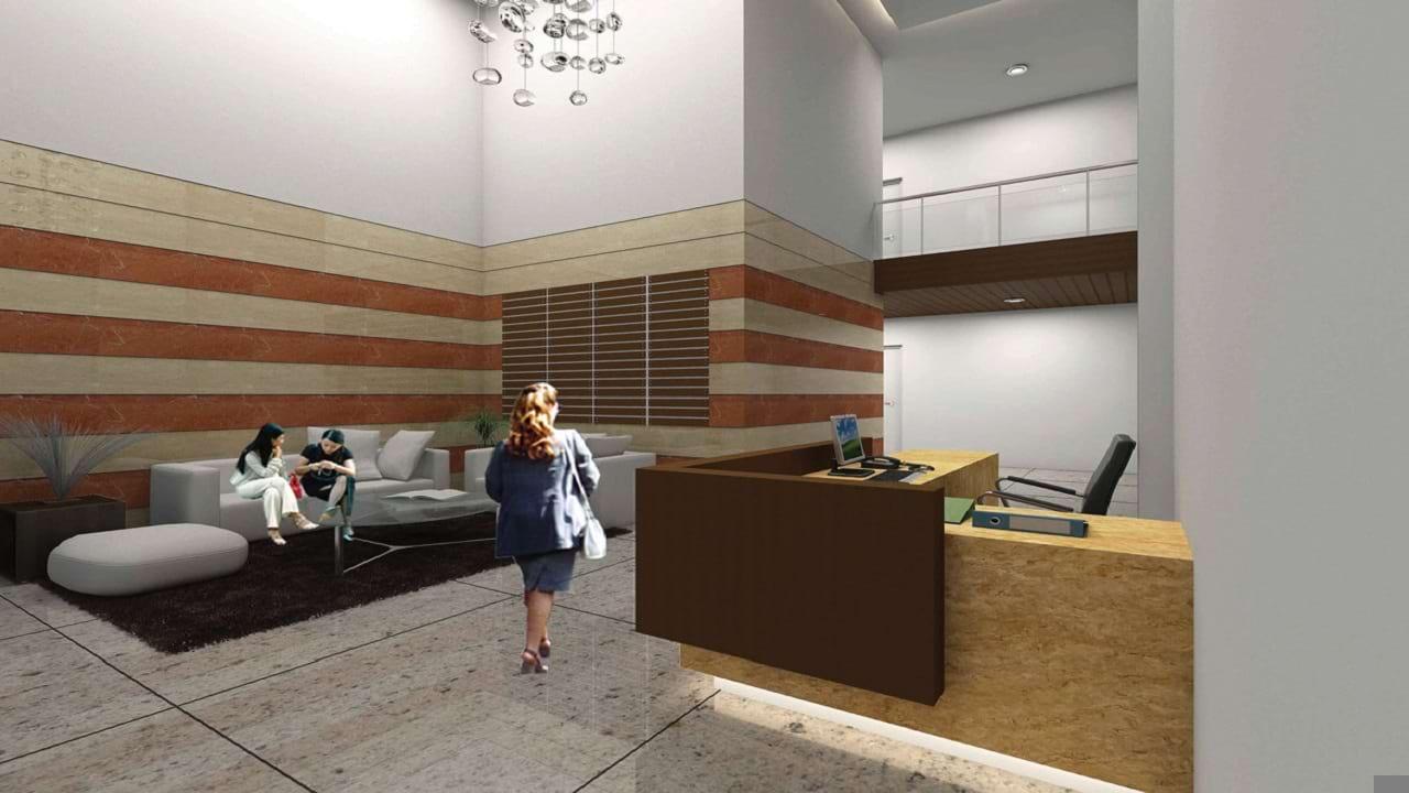 Prestige-vista-tower-lobby