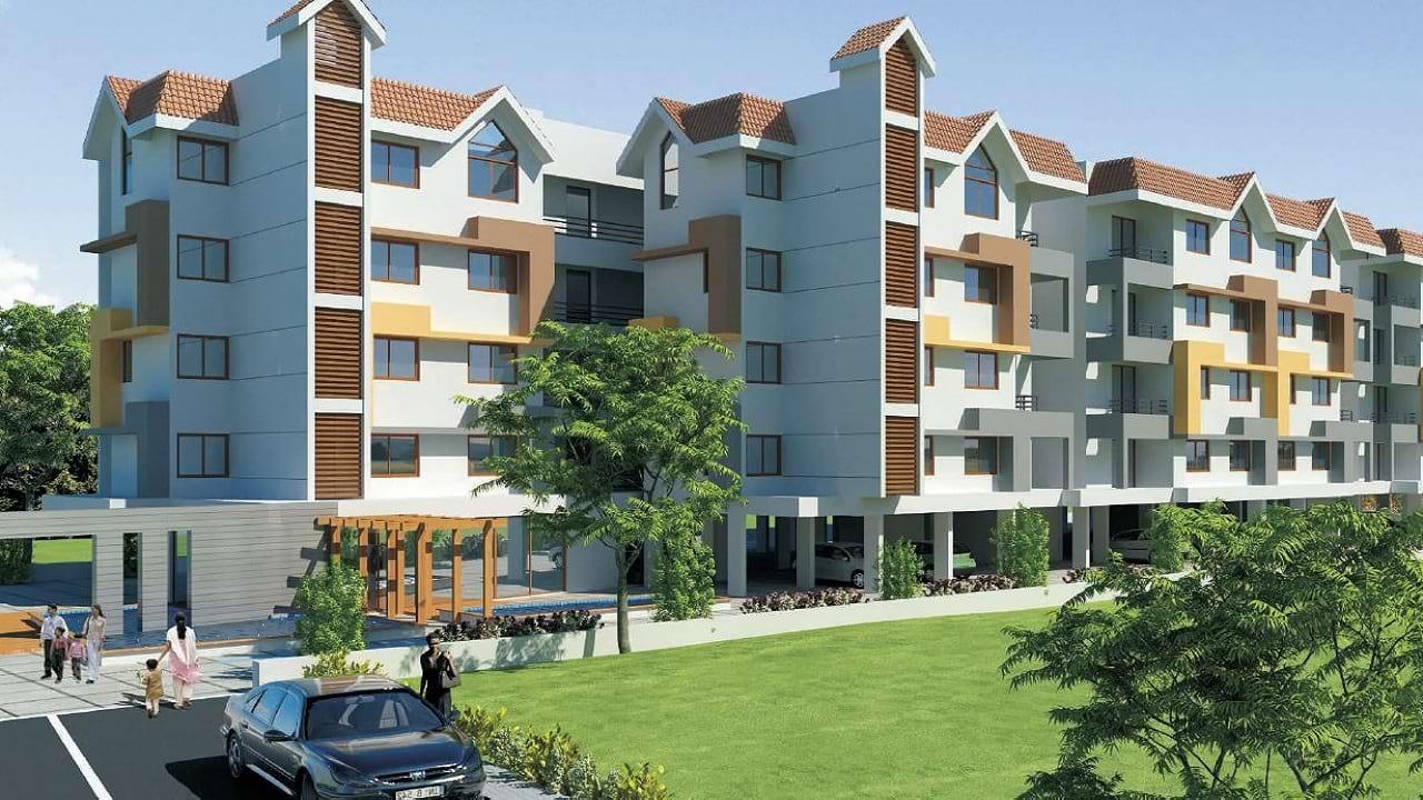 Emmanuel Residency floorplan