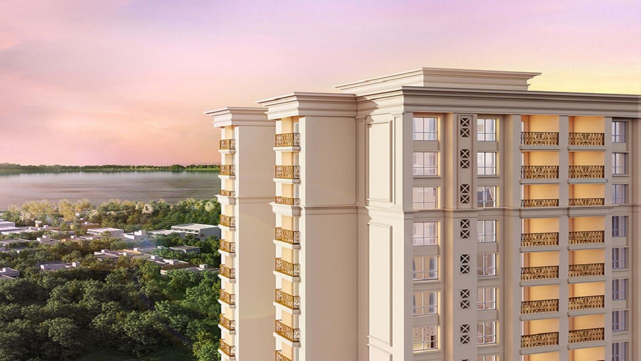 House Of Hiranandani Glen Classic-Elevation-View