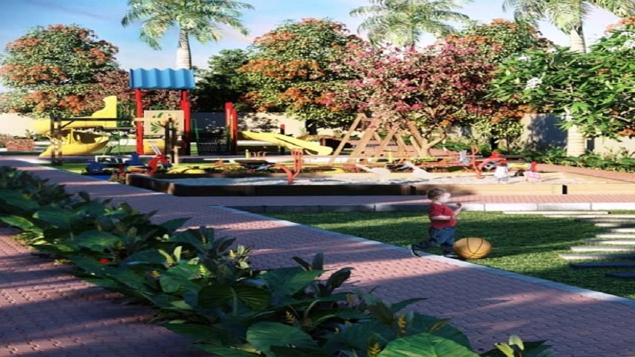 Shriram-Earth-Amenities-Garden