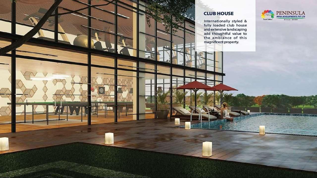 Peninsula Paramount Clubhouse