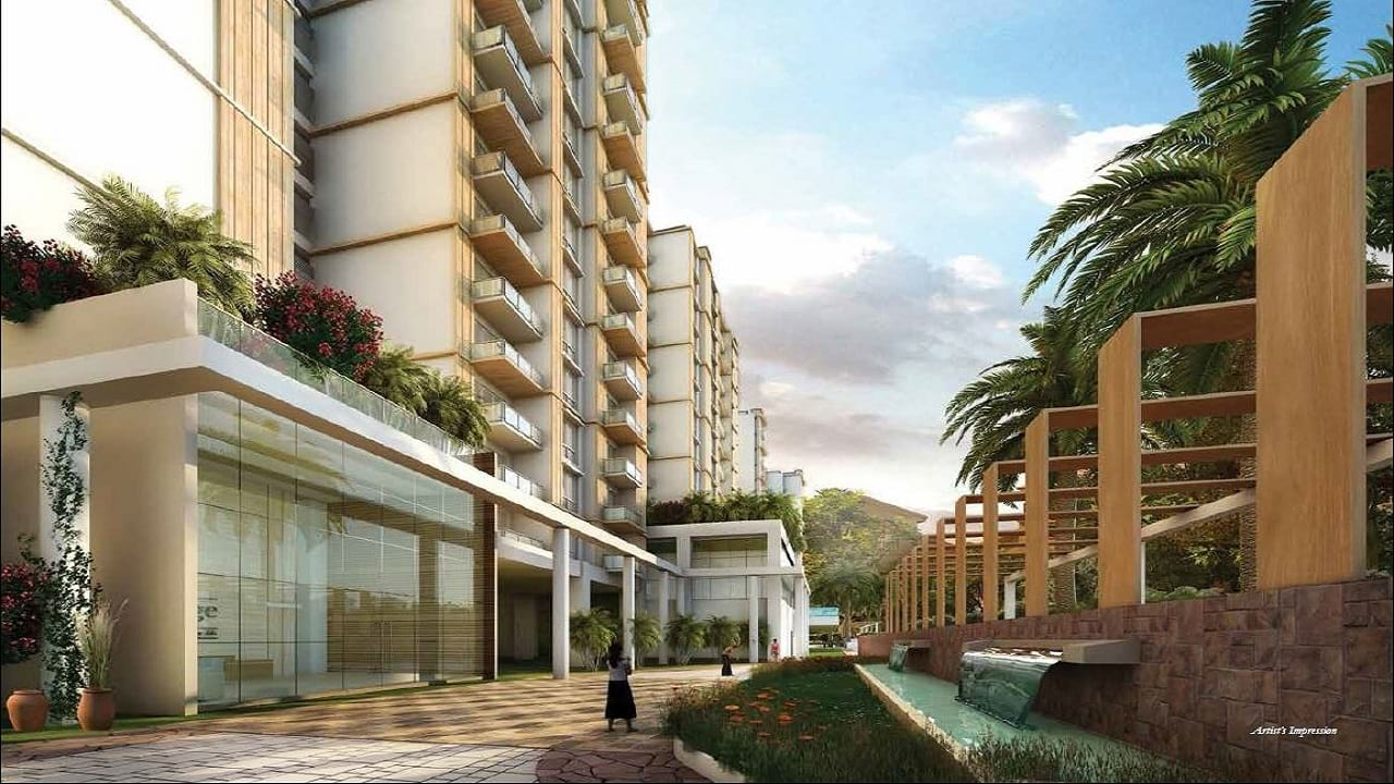 Prestige Pine Woods Apartments in East Bangalore