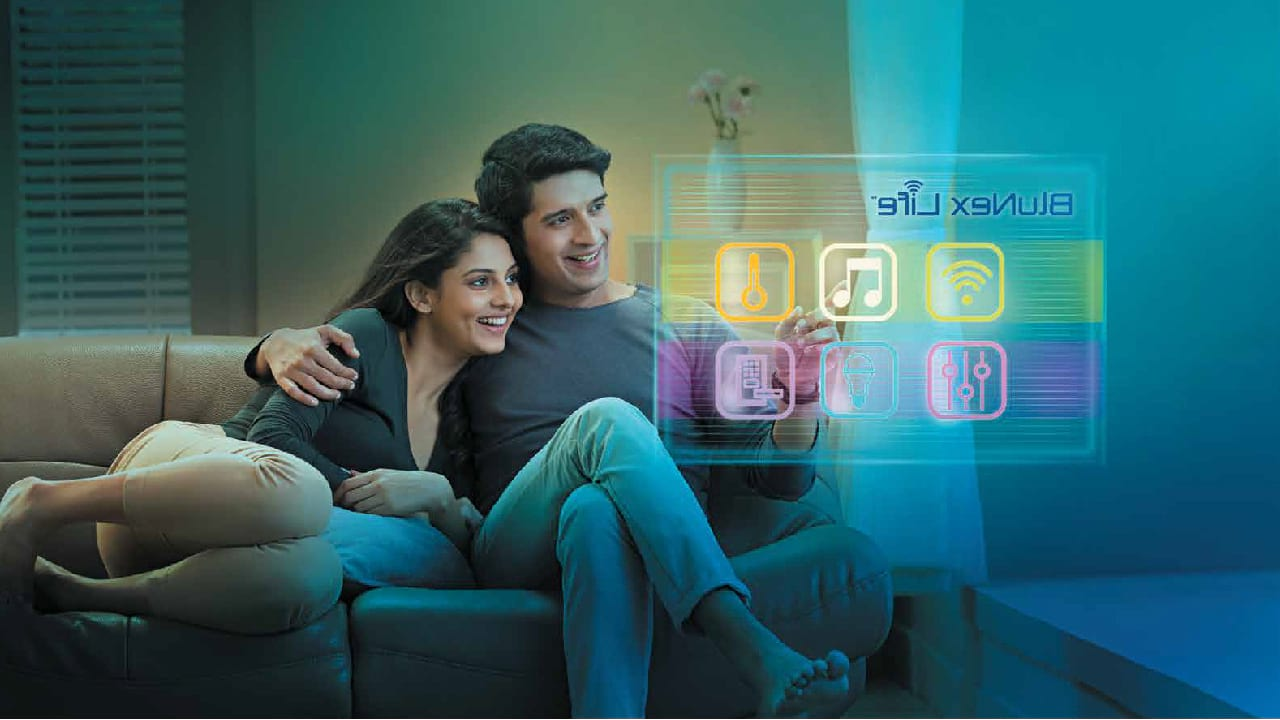Purva Atmosphere Smart Home feature