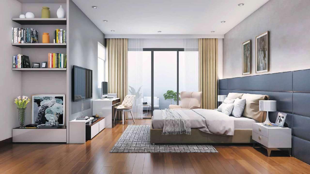 Purva Atmosphere Bedrooms