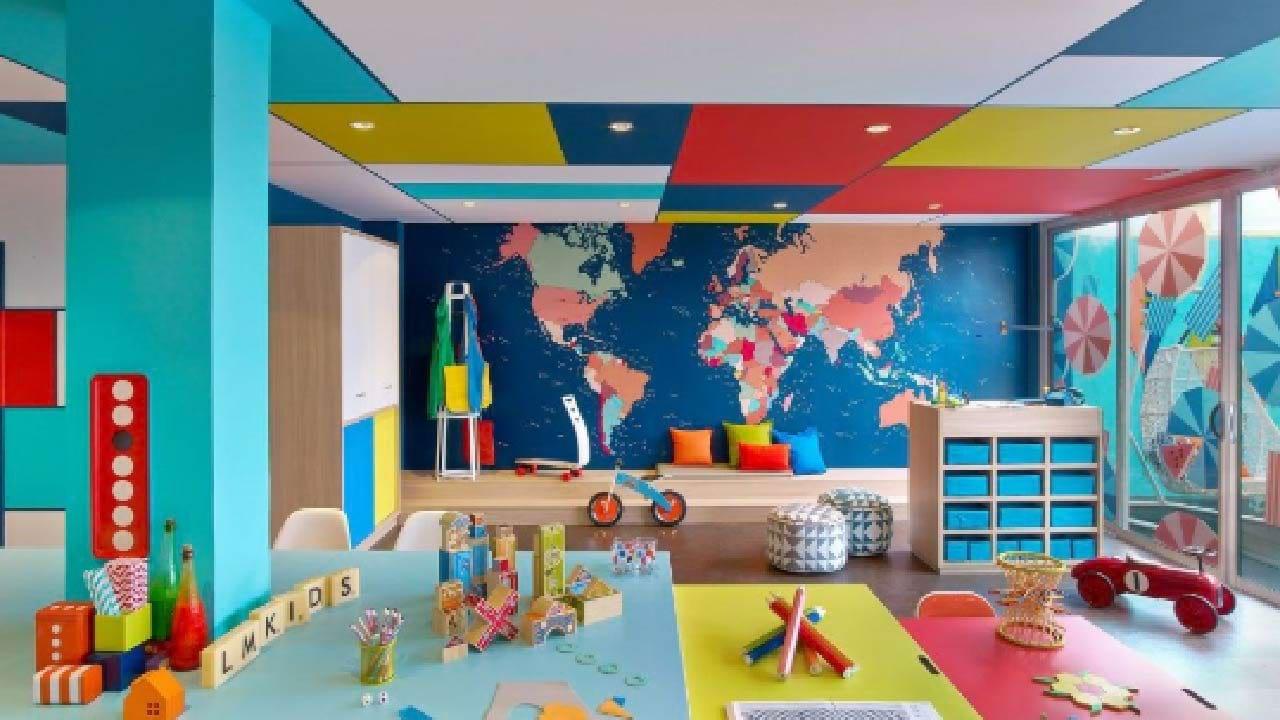 Godrej Nurture E City Children Play Area