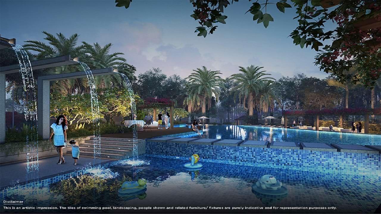 Adarsh Premia Swimming Pool