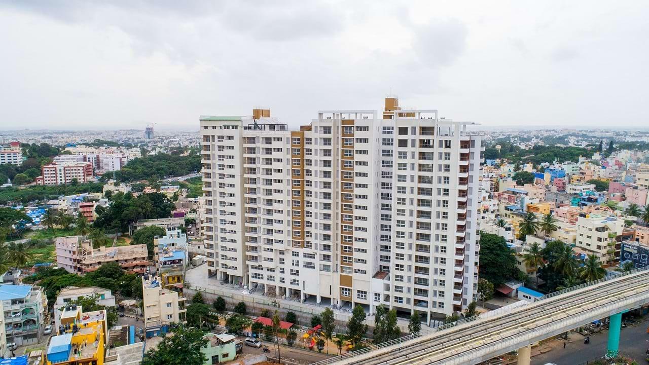 SNN Spiritua Apartments in South Bangalore