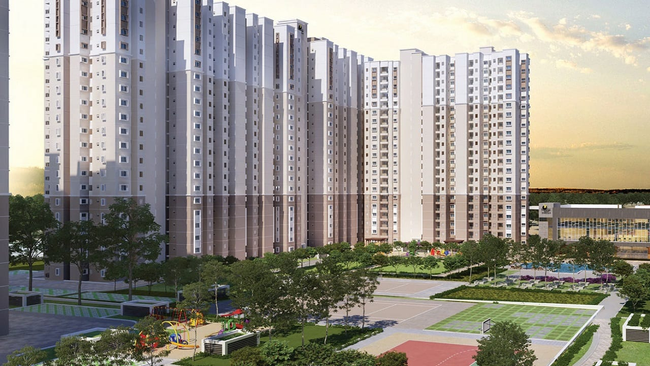 Prestige Finsbury Park Hyde Apartments in Bagalur