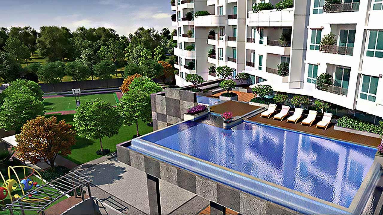 Sipani Pennantia Swimming Pool