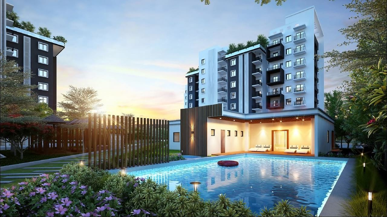 Mahaveer Northscape Clubhouse