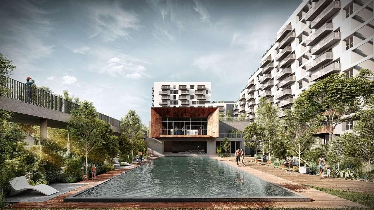 Asstez Sun and Santcum Pool