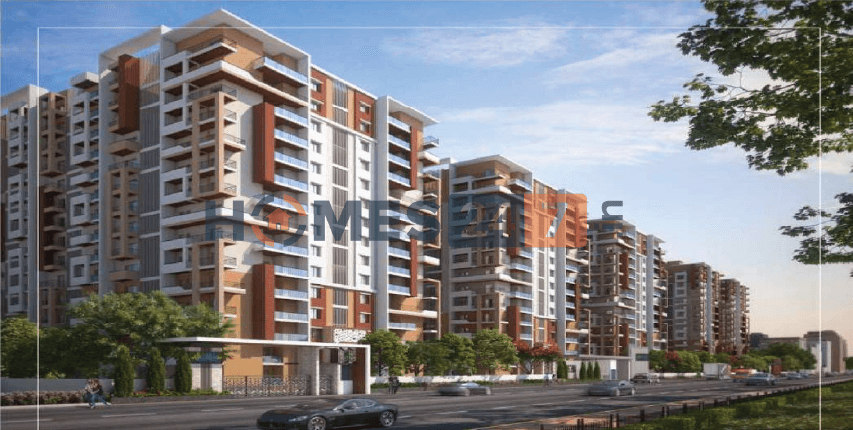 Vasavi Lakecity East Featured