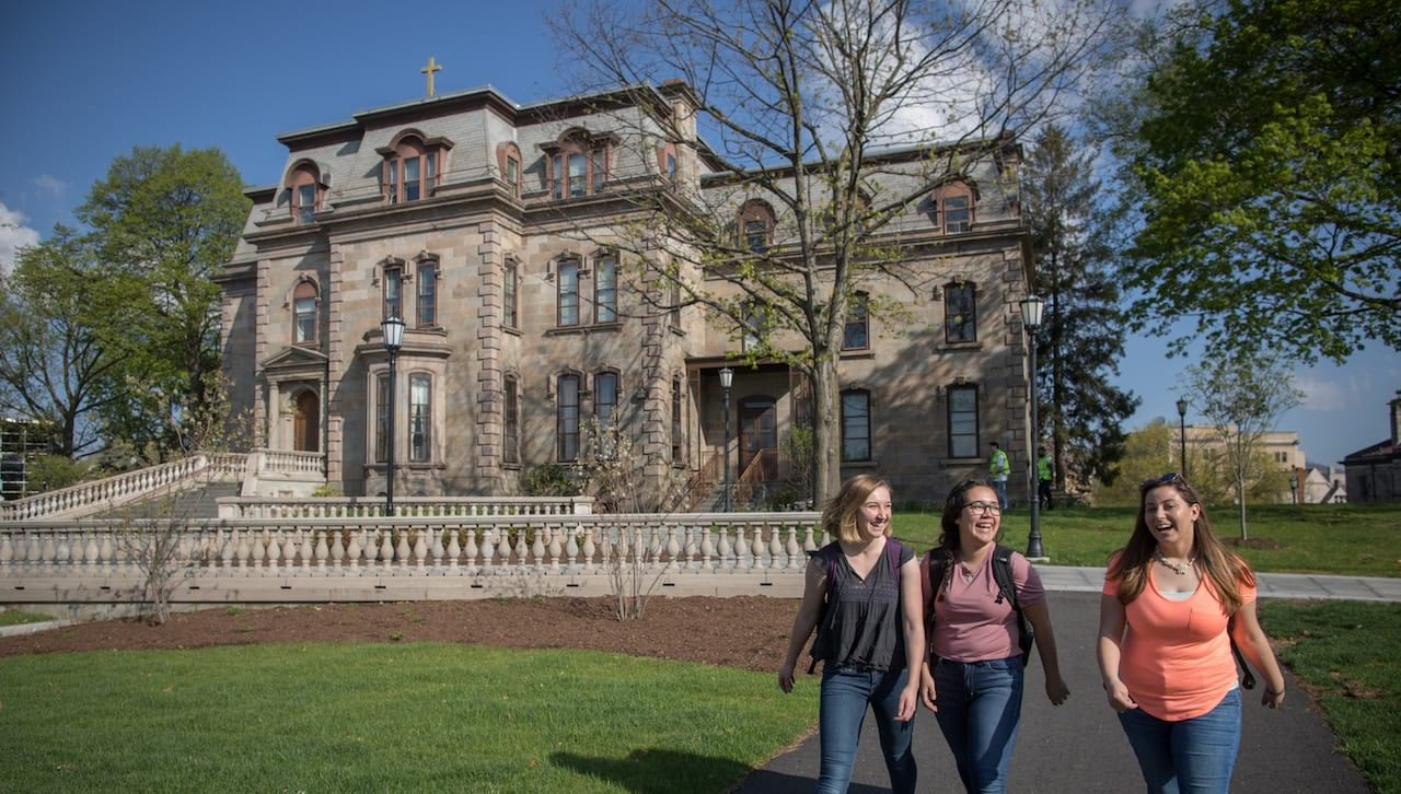 Scranton Named Among Top Colleges in America
