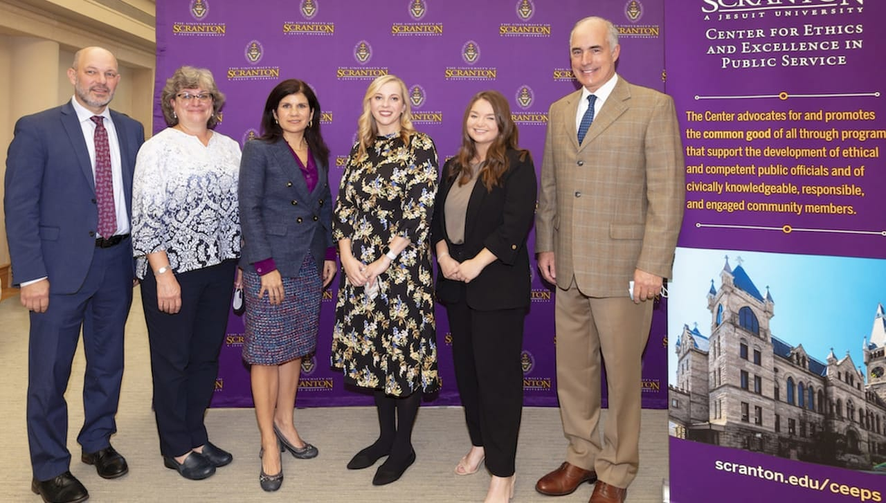 Center for Ethics and Excellence in Public Service Opens