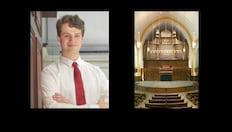 Organist Alexander Pattavina Will Perform Oct. 15 banner image