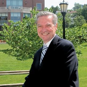 One-on-One with Provost and Senior Vice President for Academic Affairs