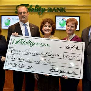 Local Banks Support Scranton