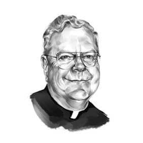 Remembering Father Panuska: Memorial