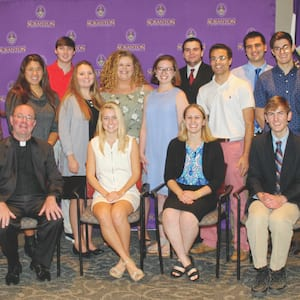 Presidential Scholars Named for 2018-19