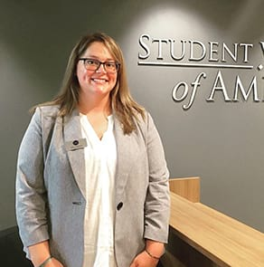 Student Veteran Attends Leadership Institute