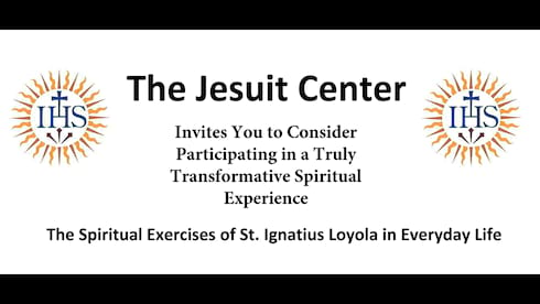 Faculty and Staff: The Spiritual Exercises of St. Ignatius Loyola banner image