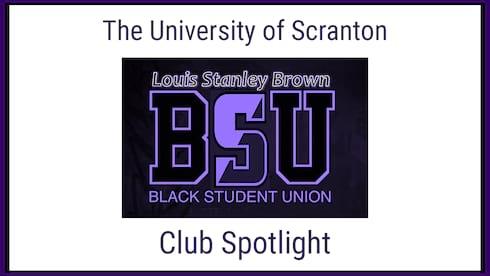 Spotlight: The University of Scranton Black Student Union (BSU) banner image