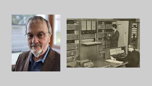 Celebrating 50 Years of Computing Science with Prof. Paul M. Jackowitz '77, P'11, '16 banner image