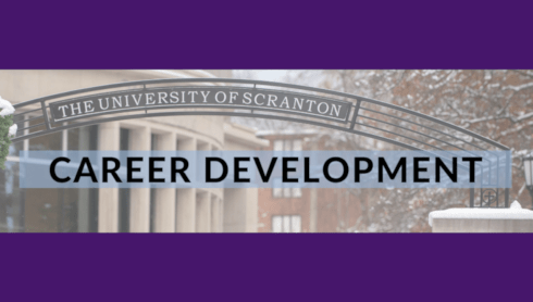 University To Hold Alumni Career Development Webinar Jan. 27 banner image