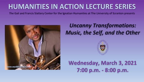 Humanities in Action Lecture Series banner image
