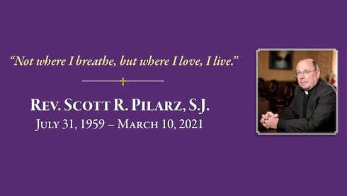 Livestream Mass of Christian Burial for Father Pilarz, March 13 banner image