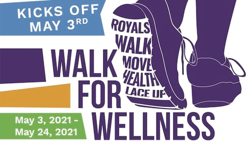 Staff and Faculty: Walk for Wellness banner image