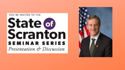 April 12 State of Scranton to Feature Rep. Cartwright banner image