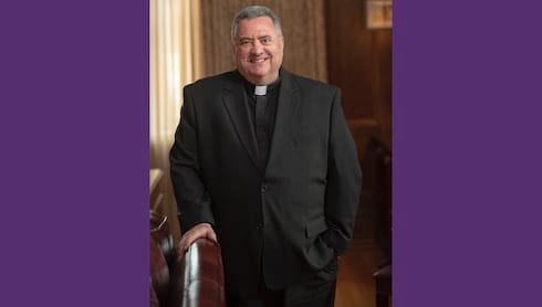 Get to Know Father Marina banner image