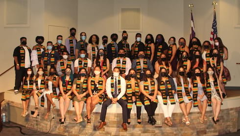 Donning of the Kente Stole Ceremony Held banner image