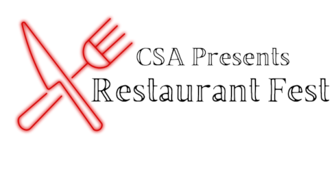 CSA to Offer First Ever Restaurant Fest banner image