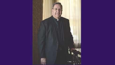 Father Keller Returning to Scranton Prep in 2022 banner image