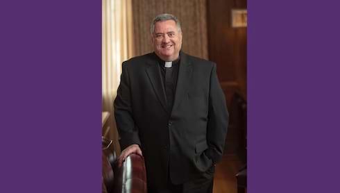 Joseph G. Marina, S.J., Begins Presidency June 14 banner image