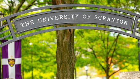 Scranton Alumni Network Continues To Thrive banner image