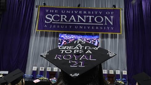 Class of 2021 Graduates Recognized for Achievements banner image