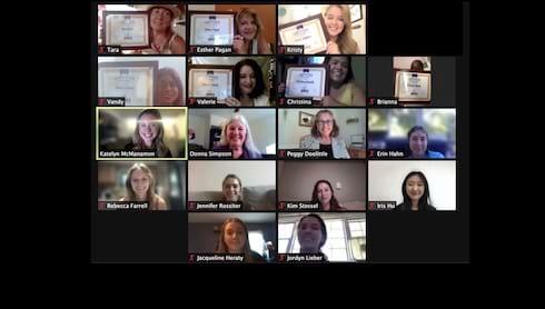 Participants Complete SBDC StartUP Program banner image