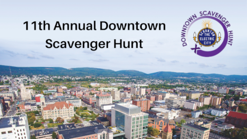 11th Annual Downtown Scavenger Hunt Planned for Welcome Weekend banner image