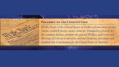 Constitution and Citizenship Day 2021 and Upcoming Elections banner image