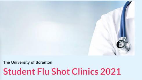 Student: Campus Flu Shot Clinics-$10 banner image