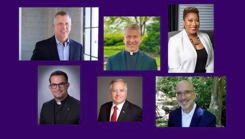 The University of Scranton Names Six New Trustees  banner image