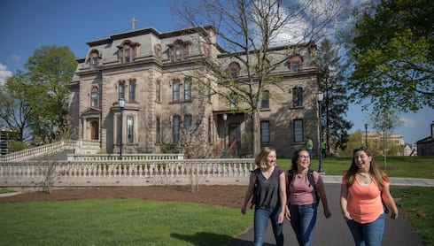 Scranton Named Among Top Colleges in America  banner image